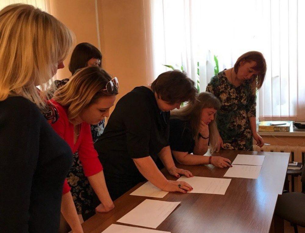 Встреча проекта «Из семьи в большой мир» в Приморском районе