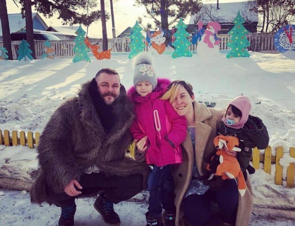 Федор Погорелов: «Приемное родительство – не подвиг»